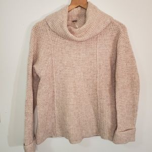 ANTHRO  Free People Cowl Sweater